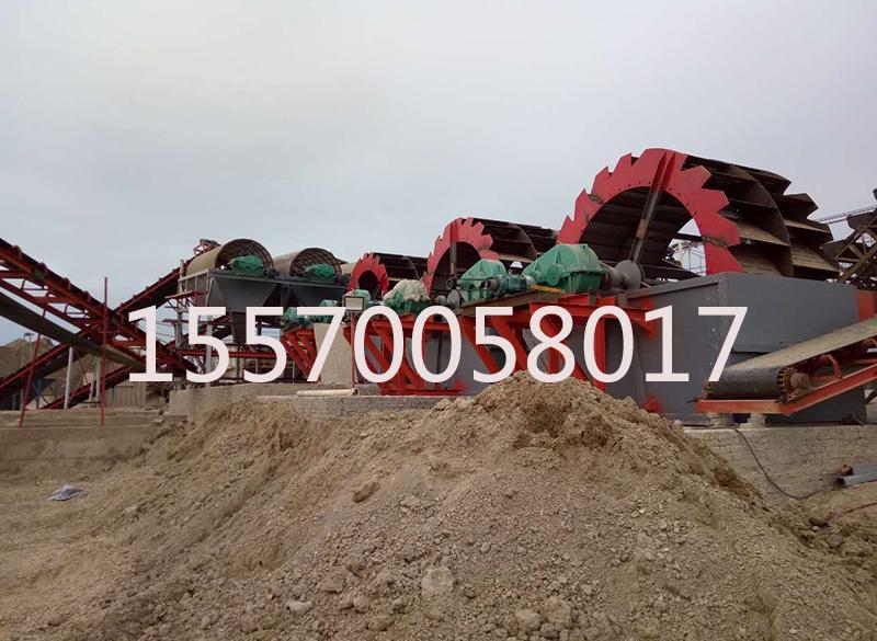 湖北风化砂生产线