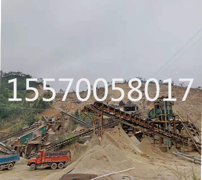 江西九江制沙全套设备流程安装案例